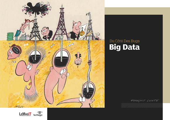 le Big Data en dessin