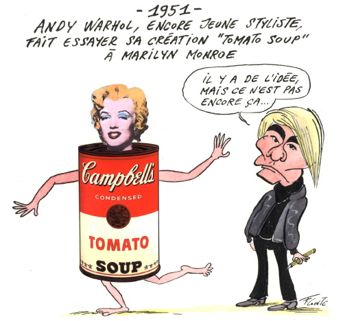 Le Grand monde d'Andy Warhol